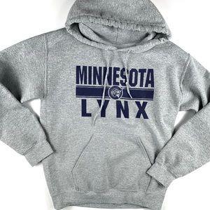 Other - Minnesota Lynx Hooded Tie Sweatshirt